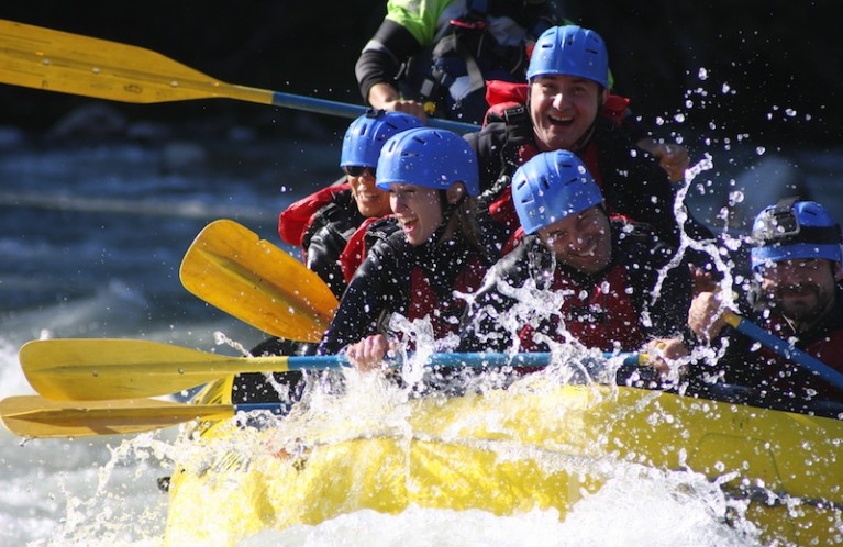MULTI-DAY RAFTING TRIPS IN SQUAMISH