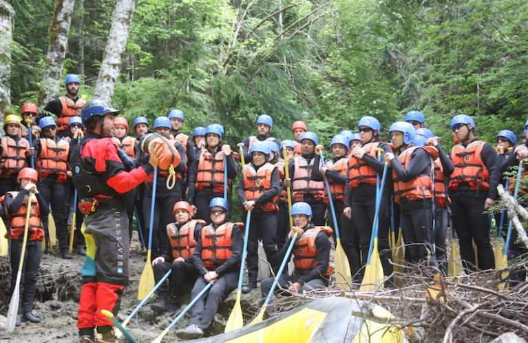 FAQs About Squamish Rafting
